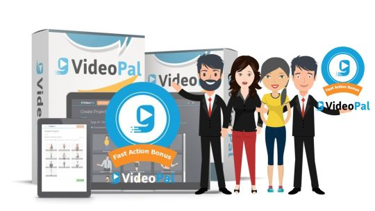 VideoPal: Create Interactive 3D, 2D and Human Talking Video Avatars