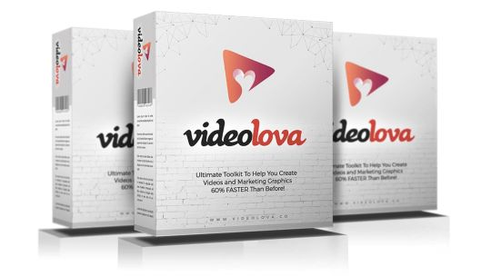 VIDEOLOVA: Easy Create High-converting video in minutes