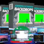 5000 High Definition Green Screen Backdrops