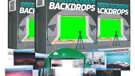 5000 High Definition Green Screen Backdrops