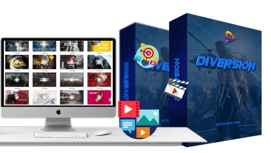 Video Diversion: 51+ High Quality Marketing Videos