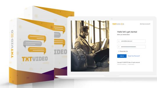 TXTVideo: Create & render a video from your text-story